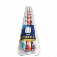 Doctor Who Merchandise Pencil Set