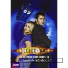 Doctor Who - stagione 02 blu-ray