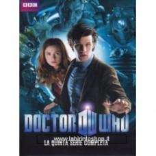 Doctor Who - Stagione 05 DVD Nuova Edizione