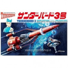 1/350 Thunderbird Series No.11 Thunderbird No. 3 Model Kit Aoshima