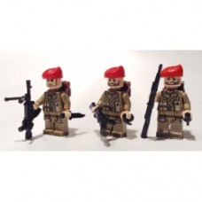 Inglesi Commandos Red Berret - ww2
