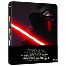 Star Wars – Il Risveglio della Forza Blu-Ray  Steel Box