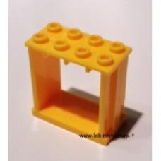 Finestra gialla 2 x 4