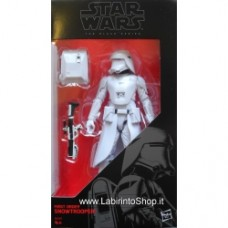 Star Wars The Black Series 6-Inch First Order Snowtrooper #12