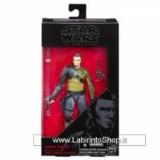 Star Wars Rebels Black Series 6 Inch Kanan Jarrus #19