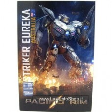 Pacific Rim 7 Inch Action Figure Ultra Deluxe Series - Ultimate Striker Eureka