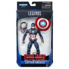 Marvel Legends Captain America Civil War 6 Inch Action Figure - Captain America