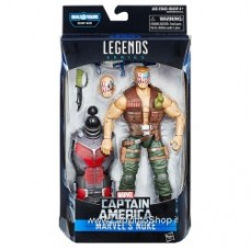 Marvel Legends Captain America Civil War 6 Inch Action Figure - Nuke