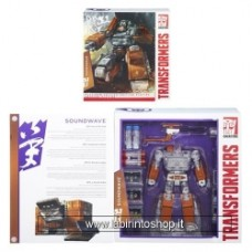 Transformers Platinum Edition Year Of The Goat Masterpiece Soundwave