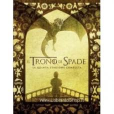 COFANETTO IL TRONO DI SPADE - STAGIONE 05 (5 DVD) (DVD)