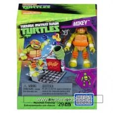 Mega Bloks Teenage Mutant Ninja Turtles Mikey Nunchuck Training