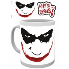 Batman The Dark Knight mug - Why So Serious