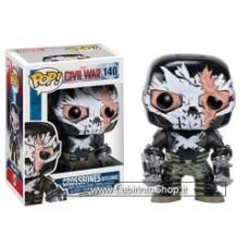Funko POP! Marvel Civil War Crossbones exclusive