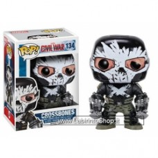 Funko POP! Marvel Civil War Crossbones