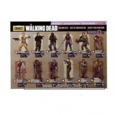 McFarlane BUILDING Walking Dead BLIND BAG SERIES 3