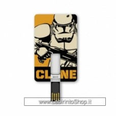 USB CARD STAR WARS Clone 8GB