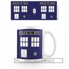 Boxed Mug - Doctor Who Tardis