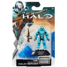Halo Heroes Spartan Orbital Set Mega Bloks 25033