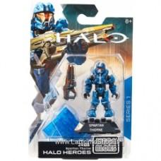 Halo Heroes Spartan Thorne Set Mega Bloks 25038