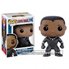 Funko POP! Marvel Civil War Black Panther