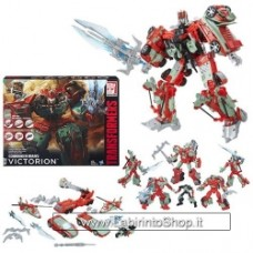 Transformers Combiner Wars Victorion Torchbearers Boxed Set - Fan s Choice