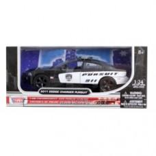 Motormax - Dodge Charger Pursuit Police Car