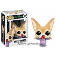 Pop! Disney: Zootropolis - Ele-Finnick