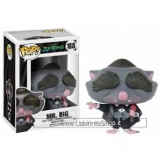 Pop! Disney: Zootropolis - Mr. Big