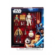 Star Wars Episode VII Action Figure 4-Pack 2016 Takodana Encounter 10 cm