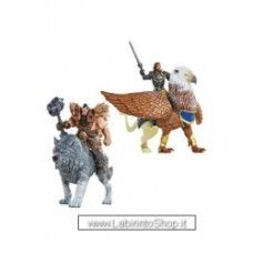 Warcraft Figures 4-Pack Battle In A Box 6 cm