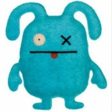 Ugly Doll Ox blu