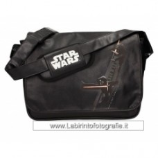 STAR WARS 7 - Messenger Bag With Flap - Kylo