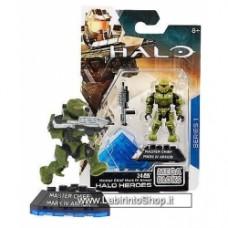 Halo Heroes  MASTER CHIEF MARK IV ARMOR Set Mega Bloks