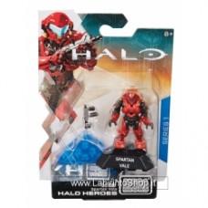 Halo Heroes  Spartan Vale Set Mega Bloks