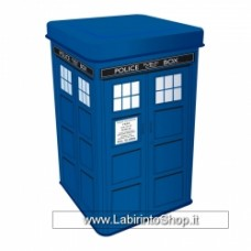 Doctor Who - Tardis Barattolo - Biscottiera