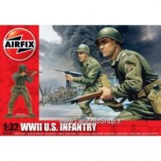 Airfix WWII U.S. Infantry 1:32