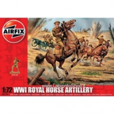 Airfix WWI Royal Horse Artillery 1:72