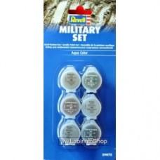 Revell Military Set acrylic paint