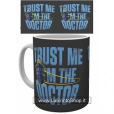 Doctor Who - Mug Trust me I'm the Doctor