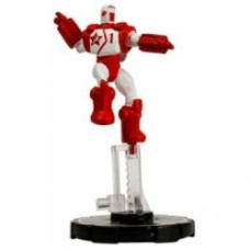Rocket Red #034 Rookie DC Heroclix Unleashed