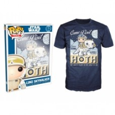 Pop! Tees: Star Wars - Visit Hoth