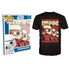 Pop! Tees: Star Wars - Stormtrooper