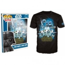 Pop! Tees: Star Wars - A New Hope