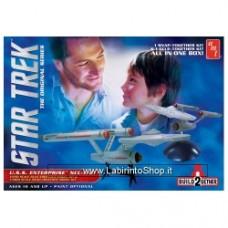Star Trek U.S.S Enterprise Build 2 Gether (1 glue/1 snap)
