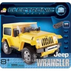 Jeep Wrangler (yellow, r/c)