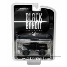 Greenlight Black Bandit - Series 14 Military (1941, 1/64 scale diecast model car, Black)