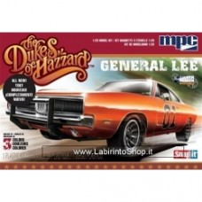 MPC The Dukes of Hazzard General Lee Snapit 1:25 Snap Plastic model kit