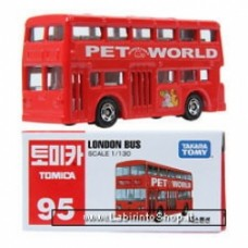 Takara Tomy - London Bus PET WORLD