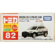 Takara Tomy - 82 MAZDA CX-5 Police Car