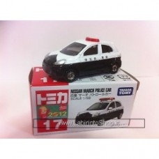 Takara Tomy - 17 Nissan March Police Car